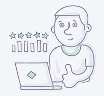 Get market feedback