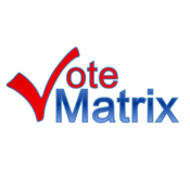 Logo for VoteMatrix Idea