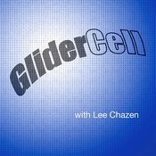 Logo for The GliderCell Podcast  Idea
