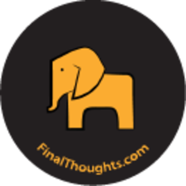 Logo for Final Thoughts LLC company